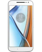 Lenovo Moto G4 Plus, bílý