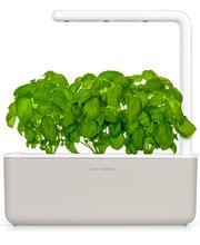 Click and Grow chytrý květináč pro pěstování bylinek, zeleniny a ovoce, béžový
