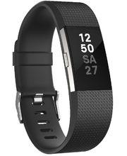 Fitbit Charge 2 velikost L, černá