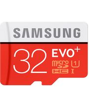 Samsung micro SDXC 32GB Class 10 UHS-I Evo+ paměťová karta + SD adaptér