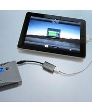 Napájacia redukce gorilla-pad connector pre iPad,Galaxy Tab (Powergorilla, Solargorilla, Minigorilla)